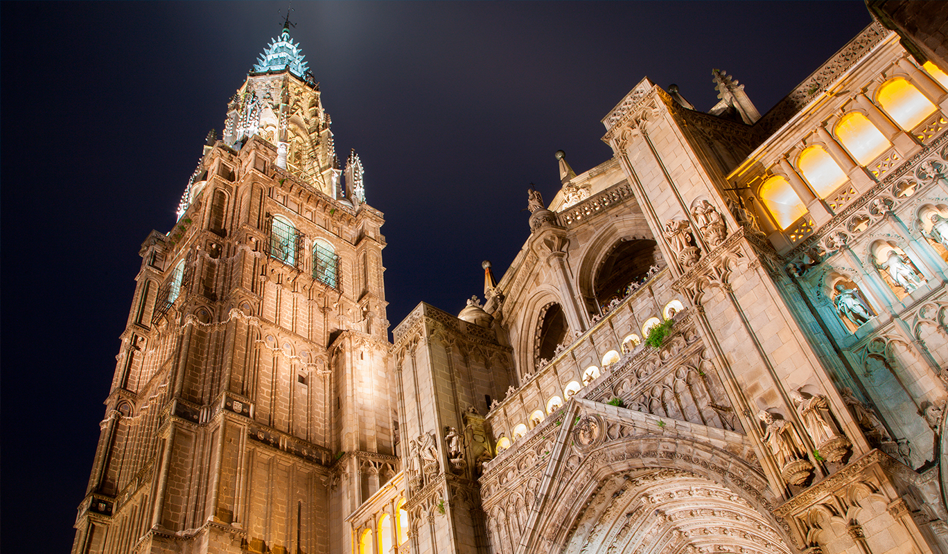 Grandes Templos y Parroquias